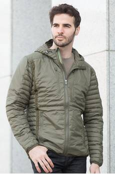 Kuhl Spyfire Hooded Down Jacket