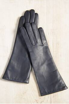 Women's Dents Danesfield Cashmere-Lined Leather Gloves