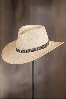 Viper Straw Safari Hat