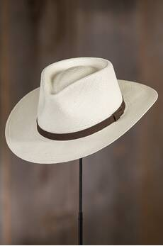 Adventurer Straw Panama Hat