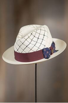 Biltmore Dartmouth Breezer Straw Panama Hat